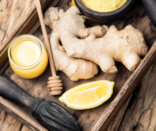 Learn about ginger essential oil and its natural benefits when used in beauty and skin care as well as hair care and as a natural home remedy to sooth sore muscle pain.