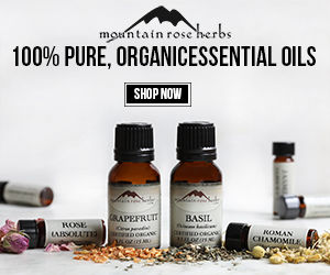 Organic essential oils for natural skin care recipes and aromatherapy from Mountain Rose Herbs