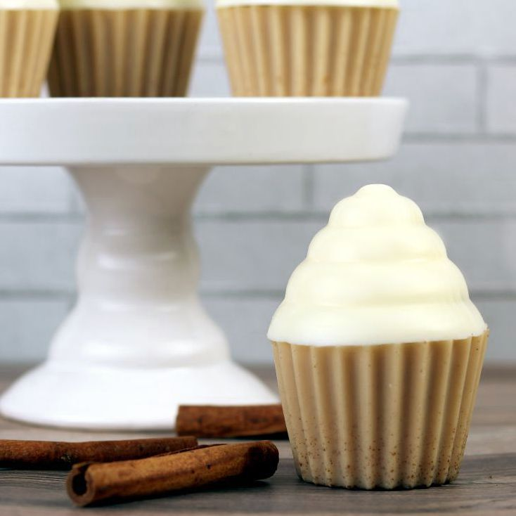 Snickerdoodle Soap Cupcakes