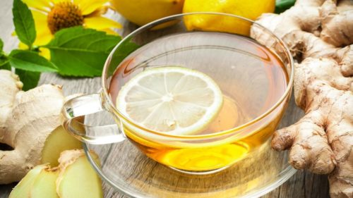 Make this homemade cold remedy tea for your colds this winter. A natural alternative for cold and flu symptom relief. Naturally relieve the symptoms of cold and flu with this natural cold remedy tea recipe. Made with lemon, ginger and honey, this easy homemade cold remedy drink helps to support your immune system and give your immunity a boost so you recover faster while also relieving symptoms of cold and flu. Natural cold and flu relief with a simple homemade tea for cold and flu.