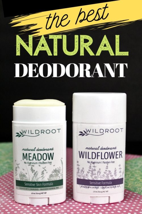 The best natural deodorant without baking soda for sensitive skin for women. On the hunt for the best natural deodorant for your sensitive skin? It can be super frustrating finding that perfect natural deodorant without baking soda that actually works. In addition to natural essential oils, these natural deodorants for sensitive skin contain fractionated coconut oil, arrowroot powder, beeswax, tapioca starch, mango butter and zinc, and are paraben free and aluminum free.