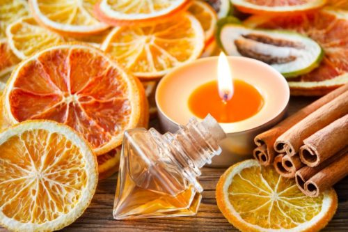 citrus perfume naturally scented essential oils