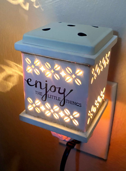 plug in wall wax melt warmer