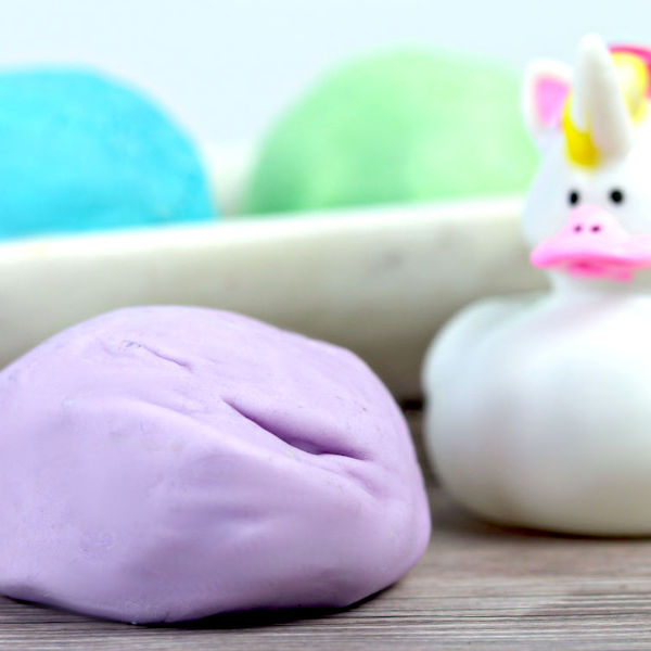 Play Dough Soap Recipe