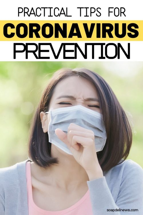 Common Sense Ways to Protect Yourself from the Flu. Learn why you need to be concerned about the flu. Plus easy, everyday tips on reducing your chances of becoming infected with flu. I'm also sharing my favorite, hydrating Bastille soap recipe. It's perfect for dry hand relief from overuse of cheap liquid hand soap and alcohol based hand sanitizers. Plus it's the perfect project to make while practicing social distancing to avoid the spread of flu in your community.