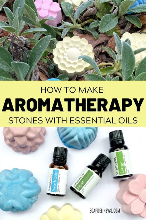 Learn how to make DIY plaster aroma stones for a quick and easy essential oil diffuser. This easy DIY craft project is perfect for the kids to make for DIY Mother's Day gifts. Plus they can create extras to use themselves as kids sidewalk chalk. The perfect 2-for-1 activity when you need things to do when bored, or are looking for creative kids crafts to keep your little angelic demons out of your hair. Discover how to make my DIY plaster aroma stones for essential oils now.