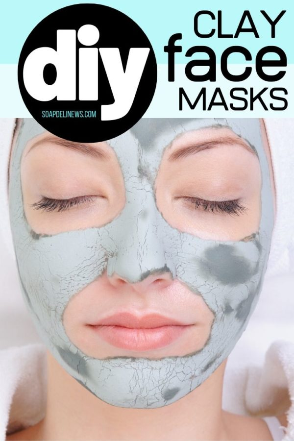 DIY Clay Mask Recipes. How to Make Spa Quality Clay Masks at Home for Clean Beauty. Make DIY clay mask recipes for a spa quality facial to exfoliate & rejuvenate skin. Plus learn about the different types of clay and how to use them for your skin type. Discover the natural skin care benefits of DIY clay masks today plus great clay facial mask recipes to add to your natural green beauty regimen. DIY clay masks exfoliate, brighten, and absorb toxins and impurities from your skin.