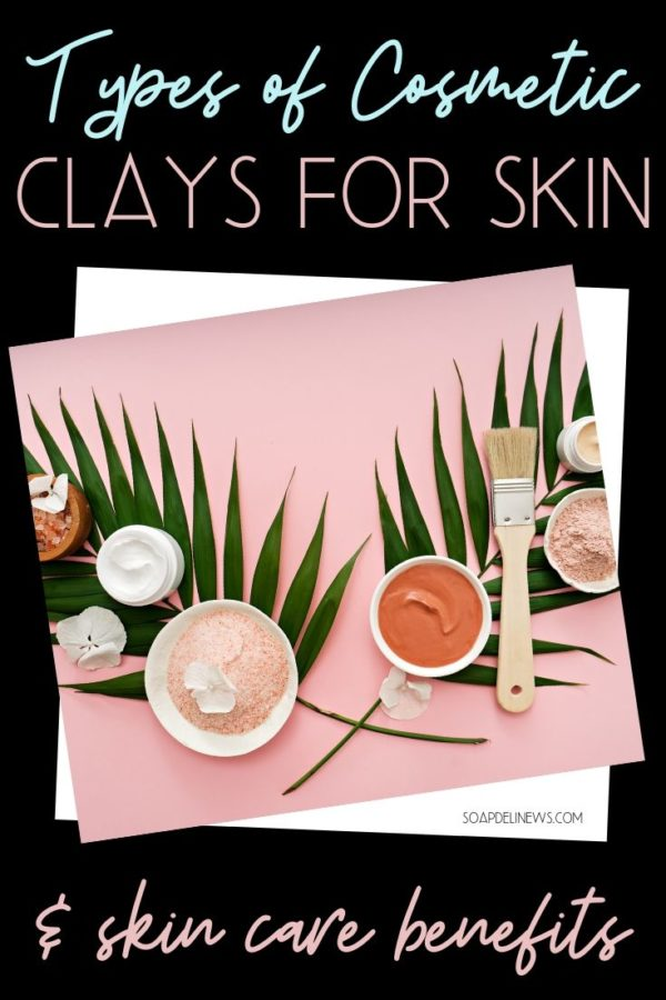 Learn how to make DIY clay mask recipes for a spa quality facial at home. Clay masks are easy to make and work to exfoliate and rejuvenate the skin. Learn about the different types of clay and how to use them to create a mask for your skin type. DIY clay masks are my favorite types of masks. They exfoliate, brighten, and absorb toxins and impurities from your skin, so they are truly an all purpose mask. They are an easy type of mask to make and you can customize your mask for your skin's needs.