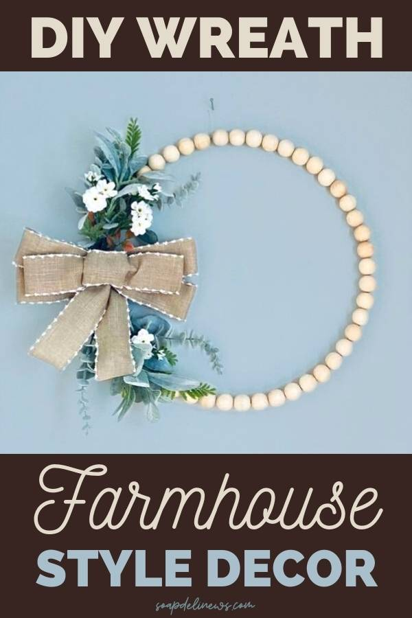 modern farmhouse wreath diy farmhouse decorating ideas